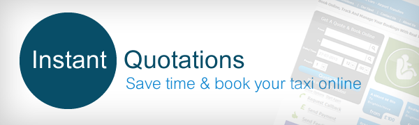 Instant Quotes Book Online