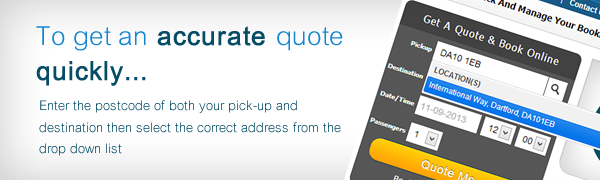 Book Your Next Taxi Online, Its Quick And Easy