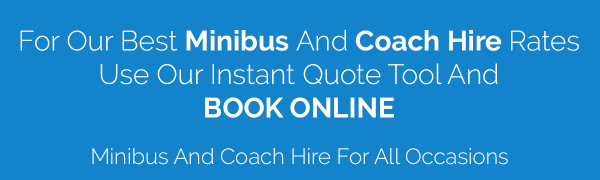 Book Minibus And Coach Hire Online - Instant Quote